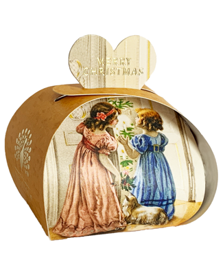 Victorian christmas luxury - guest soap