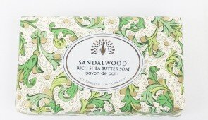 Sandalwood - bath soap