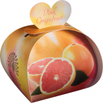Pink grapefruit luxury - guest soap