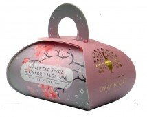 Oriental spice & Cherry blossom large - bath soap