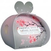 Oriental spice & Cherry blossom luxury - guest soap
