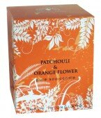 Patchouli and orange flower - pure soy candle