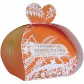 Patchouli & Orange flower luxury - guest soap