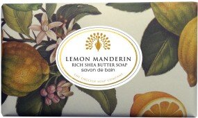 Lemon mandarin - bath soap