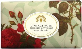 Vintage rose - bath soap