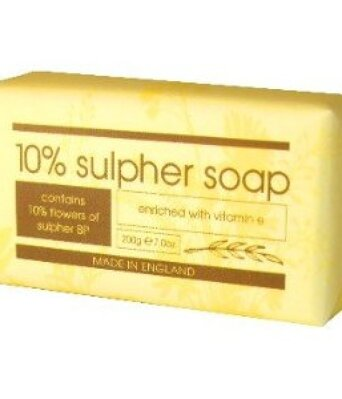 10% Sulpher soap