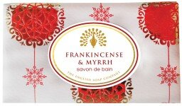 Frankincense & Myrhh - bath soap