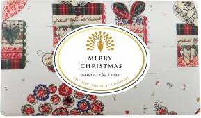 Festive presents - bath soap