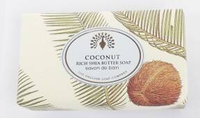 Coconut - bath soap