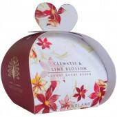 Clematis & Lime blossom luxury - guest soap