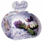 English lavender luxury - guest soap