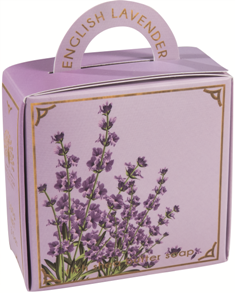 English lavender luxury - handbag soap